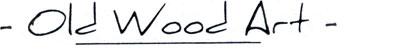 Old Wood Art Mobiel Logo: