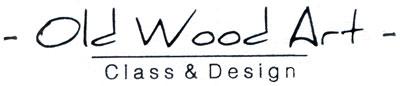 Old Wood Art Logo